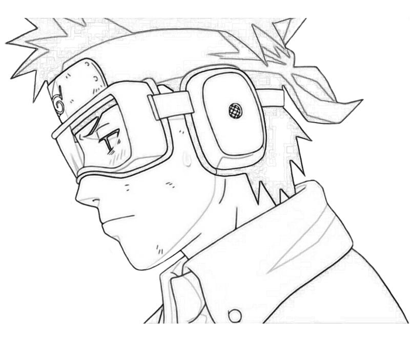 printable naruto obito uchiha smile_coloring pages 5