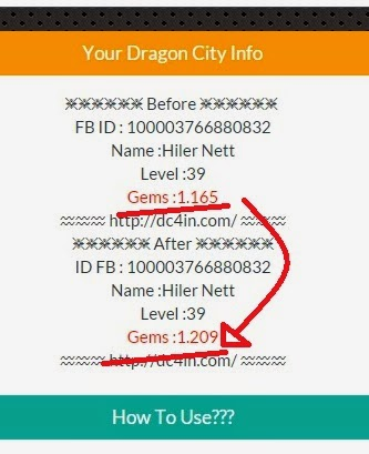 Dragon City Değerli Taş (Gems) Hilesi 2015