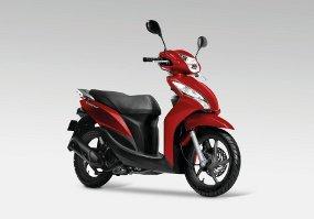 Honda Vision 110 Italy Price