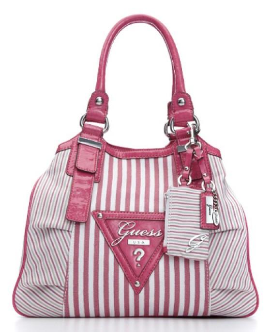 Mehndi Designs Guess Handbags In Stripes Styles