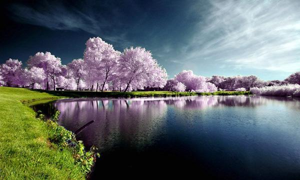 gambar pemandangan tercantik di dunia