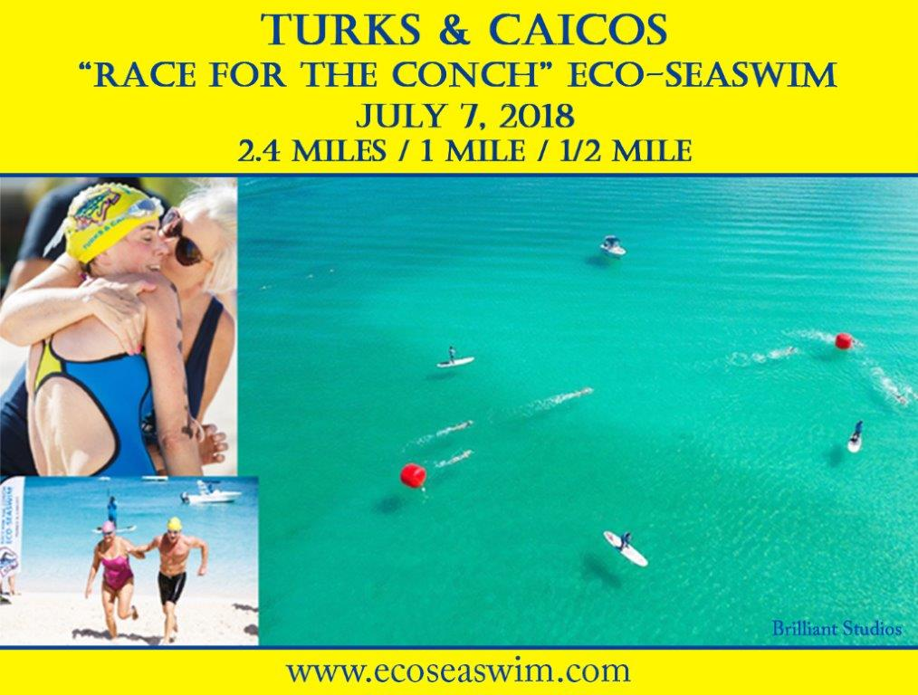 Race For The Conch Eco-Seaswim