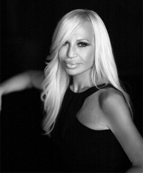DONATELLA VERSACE Fashion Designer