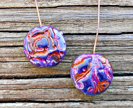 http://melismaticartjewelry.com/product/polymer-clay-morsels-headpincharm-pair-0