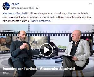 Intervista da ClivoTV