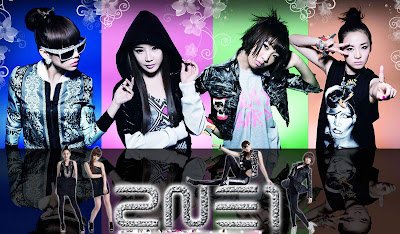 2NE1 - Girlsband - K-pop
