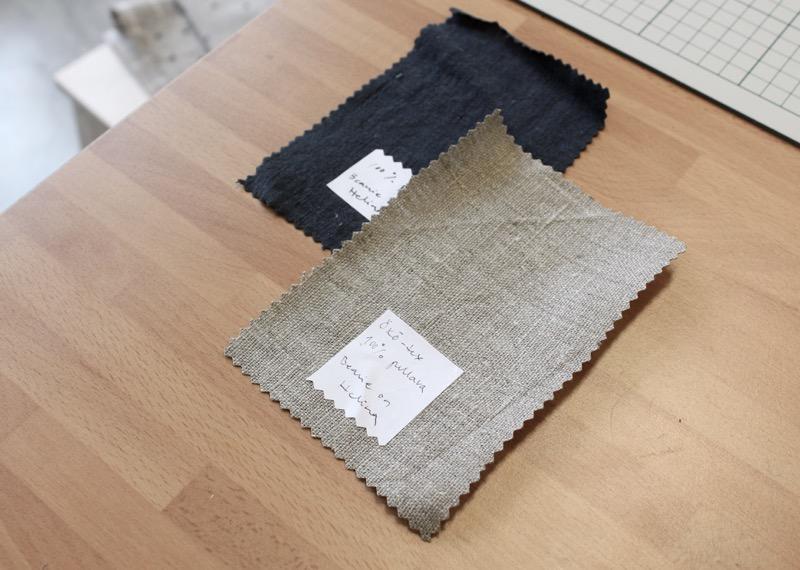 Tekstiilisuunnittelua