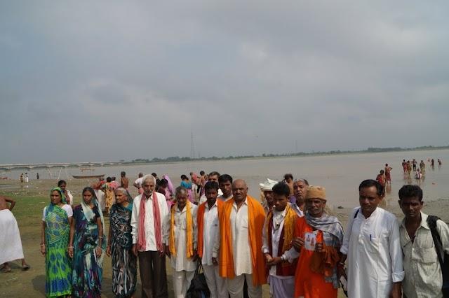 VHP: 84 Kosi Parikrama Yatra is still on, says Champath Roy