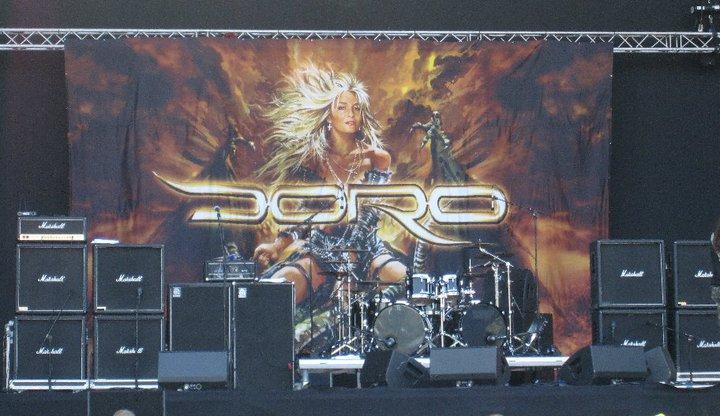 Doro Pesch Hellbound
