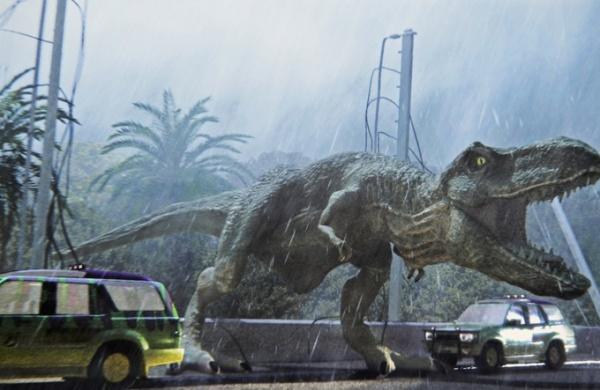 Tendremos un jurassic park ¿? JurassicParkTelltaleG