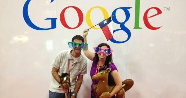Using Google in Interesting Ways--Learned at ISTE13