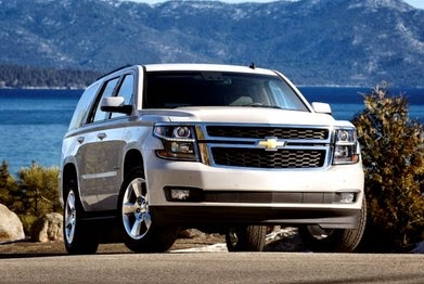 2016 Chevy Tahoe release