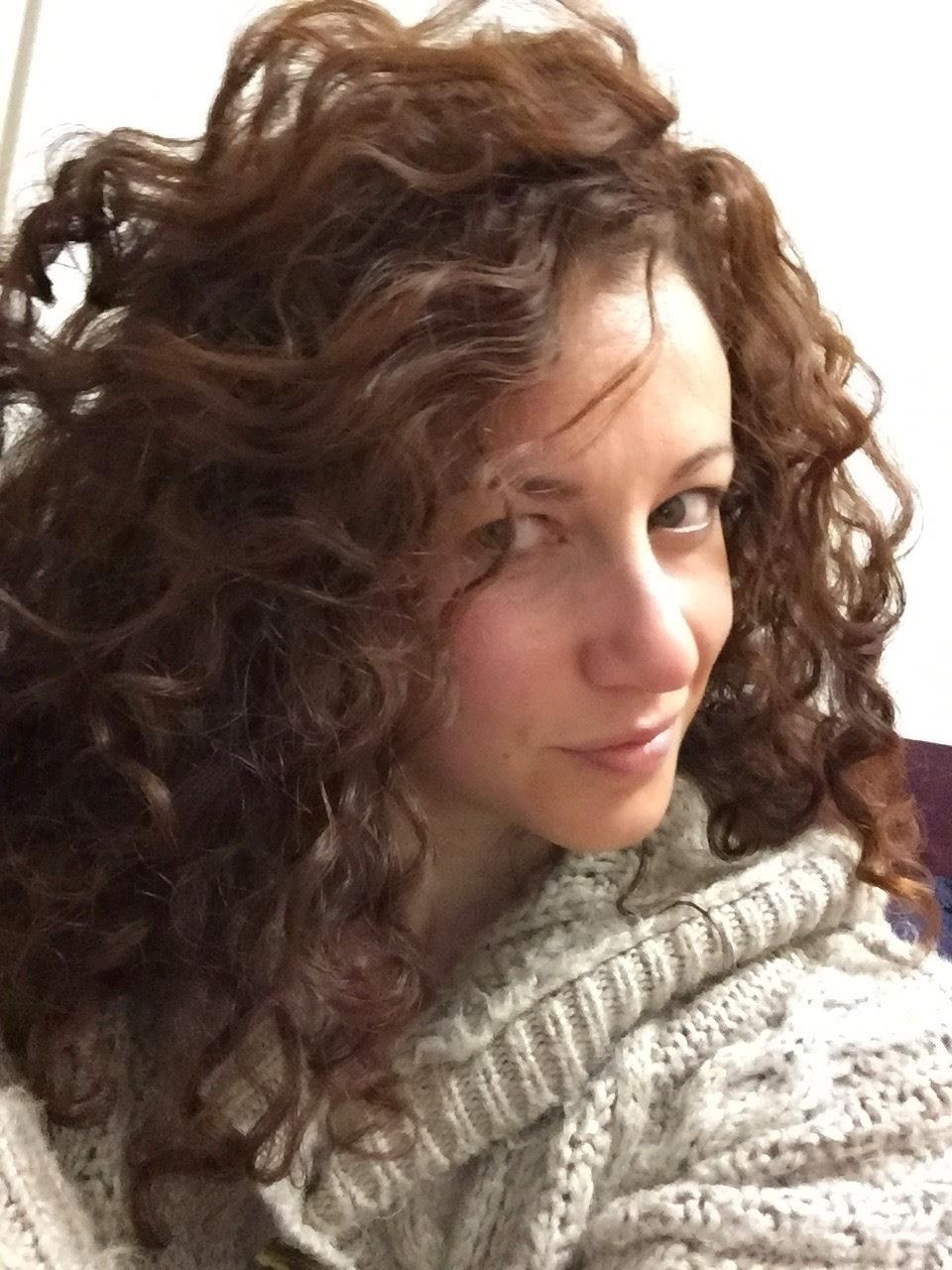 Amo I Miei Capelli Ricci Willow Frangia Capelli