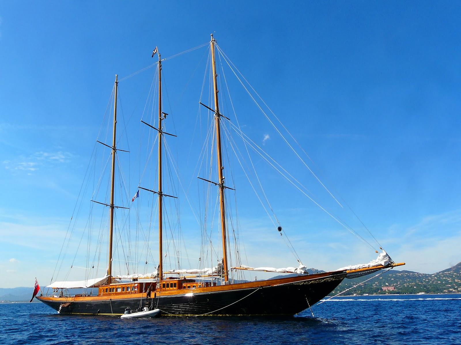 Yacht Creole Nicholson Stephenson