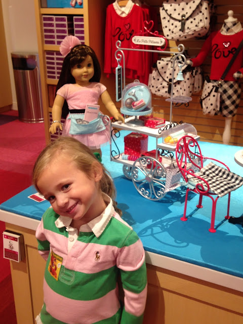The Little Things blog: American Girl
