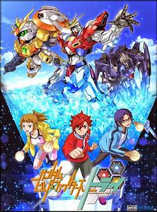 Xem Phim Cuộc Chiến Gundam 2 - Gundam Build Fighters 2nd Season, Gundam build Fighters Try
