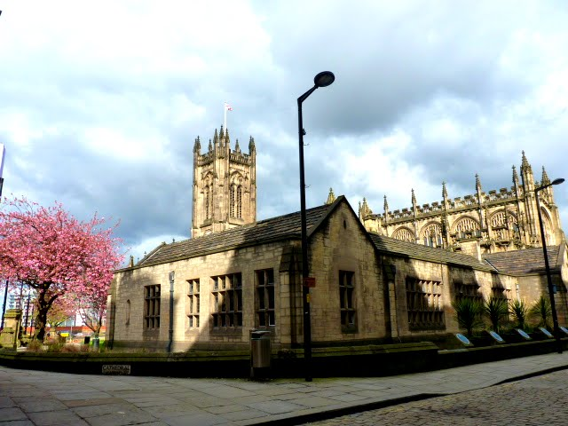 Catedral gótica de Manchester