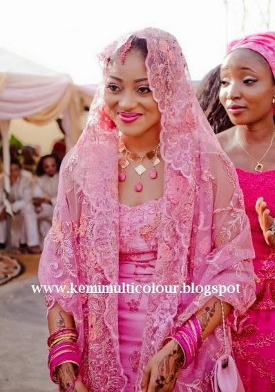 And An Igbo Wedding Decoration