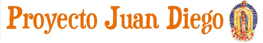 Proyecto Juan Diego