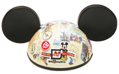 40th Anniversary Mickey Ears Hat
