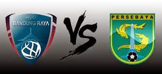 Pelita Bandung Raya vs Persebaya