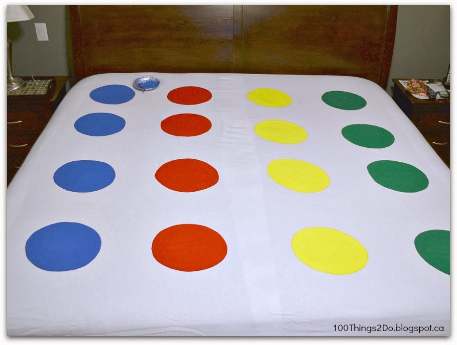 Superbe Twister Sheets Queen Size