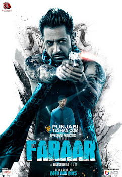 Poster Of Pollywood Movie Faraar (2015) 100MB Compressed Small Size Mobile Movie Free Download worldfree4u.com