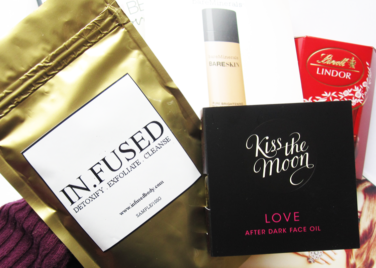 You Beauty Discovery Box - February 2015 review