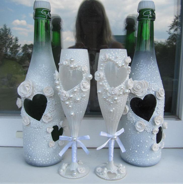 Поделки из гофрированной бумаги своими руками на свадьбу