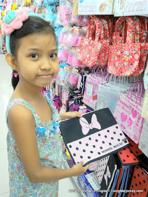 Back To School Fun Shopping at Daiso Japan