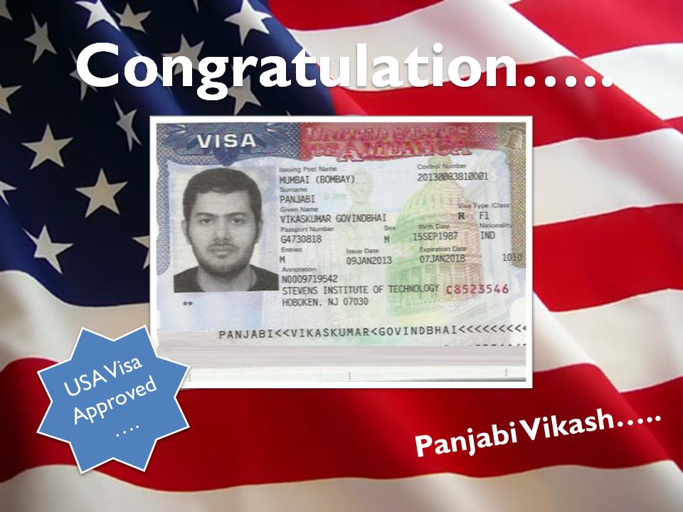 Myvisa2usa Usa Student Via Visitor Schengen Checklist
