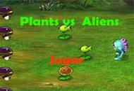 plants vs zombies aliens