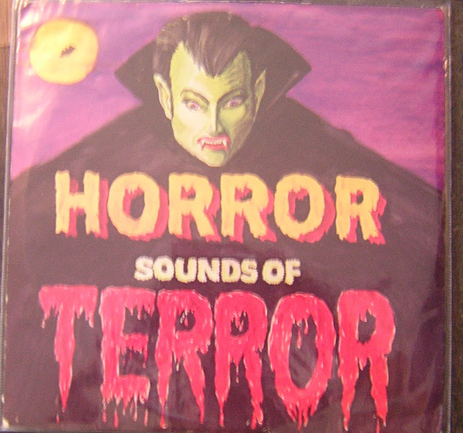Horror sounds of terror