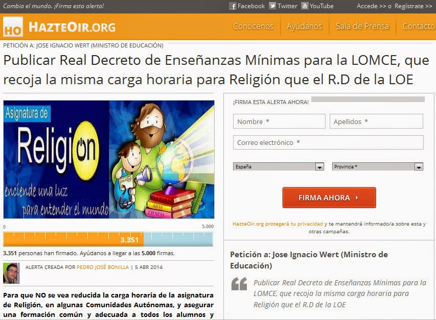 http://www.hazteoir.org/alerta/59092-real-decreto-ensenanzas-minimas-lomce-que-recoja-misma-carga-horaria-religion-que-rd?tc=ty&tcid=1935722