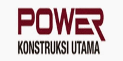 Logo PT. Power Konstruksi Utama
