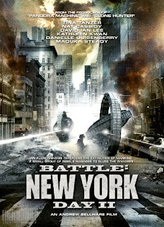 Battle: New York, Day 2 Movie Poster