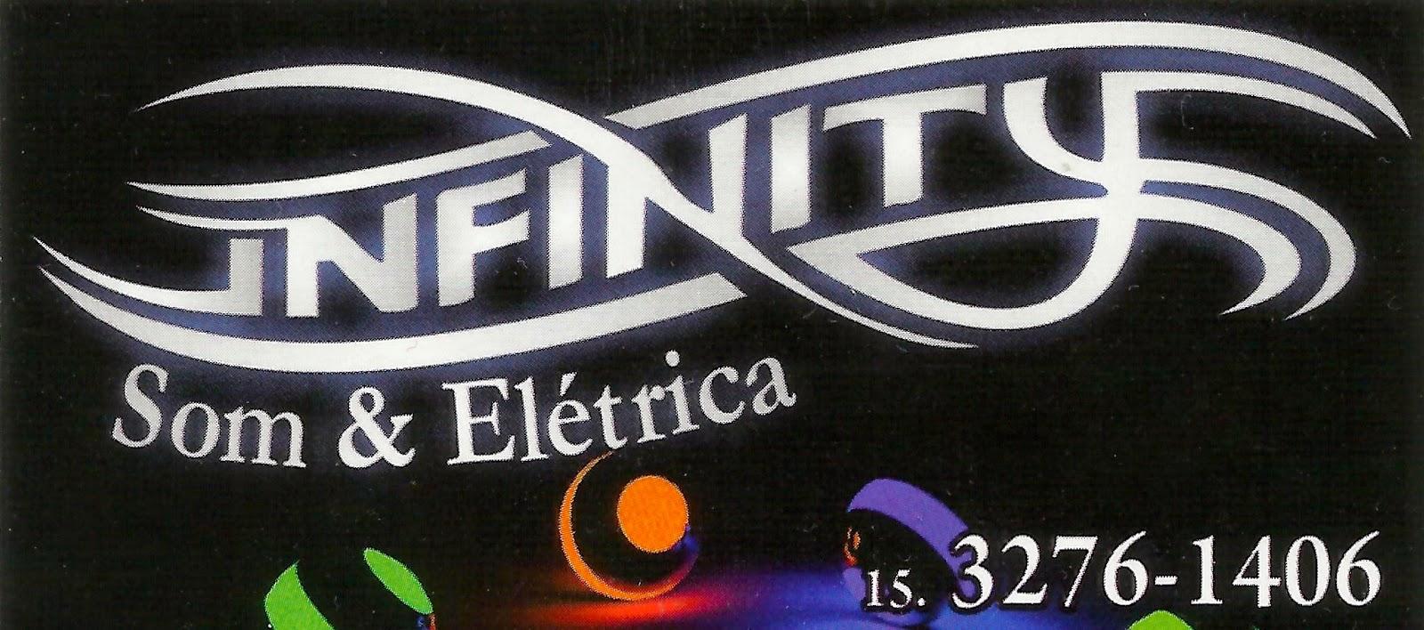 Infinity Som & Elétrica Av. Alexandre Chauar, 626 Vila São João - Sarapuí - SP tel: (15) 3276-1406