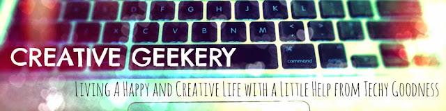 creative geekery