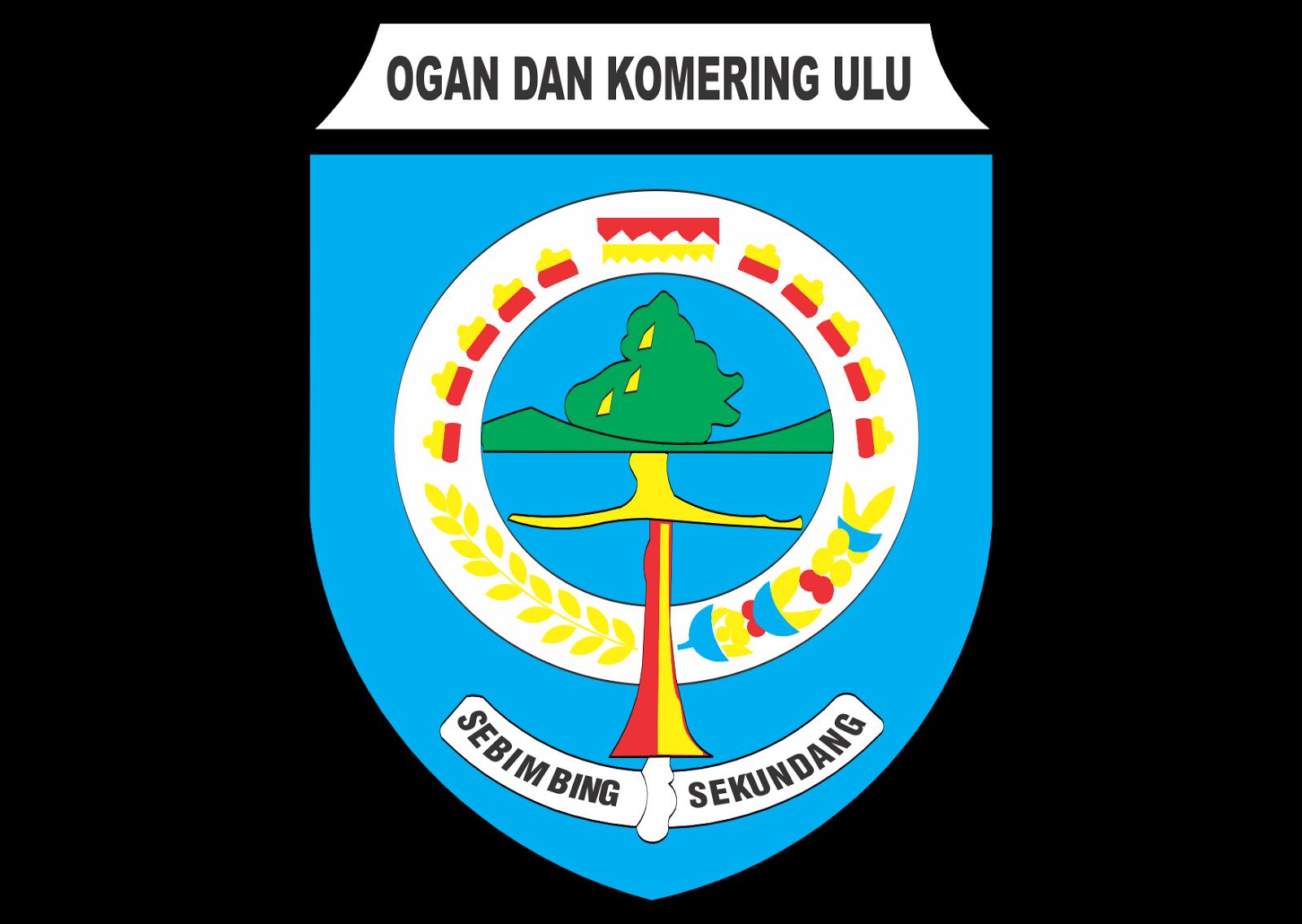 Kabupaten Ogan Komering Ulu Logo Vector Format Cdr Ai Eps Svg Pdf Png
