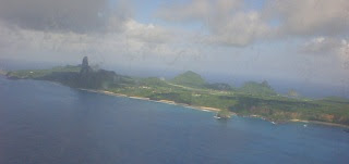 Fernando de Noronha, first sight.