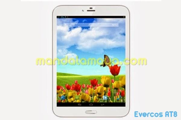 Spesifikasi Tablet Evercoss AT8