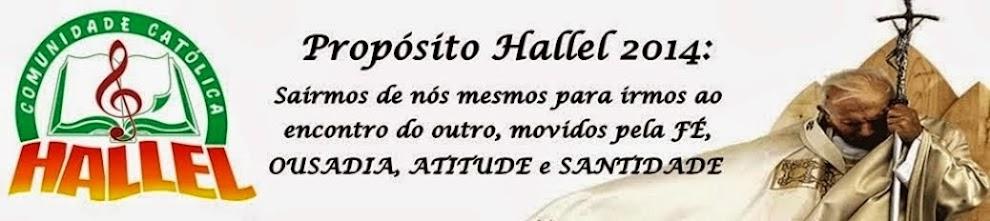 COMUNIDADE CATÓLICA HALLEL