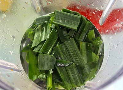 Green Rice Flakes Ice-cream - Kem cốm
