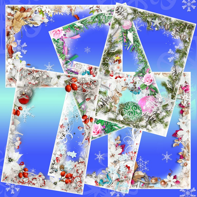 decorative frames for winter photo collection png files 2016 - Winter Picture Frames