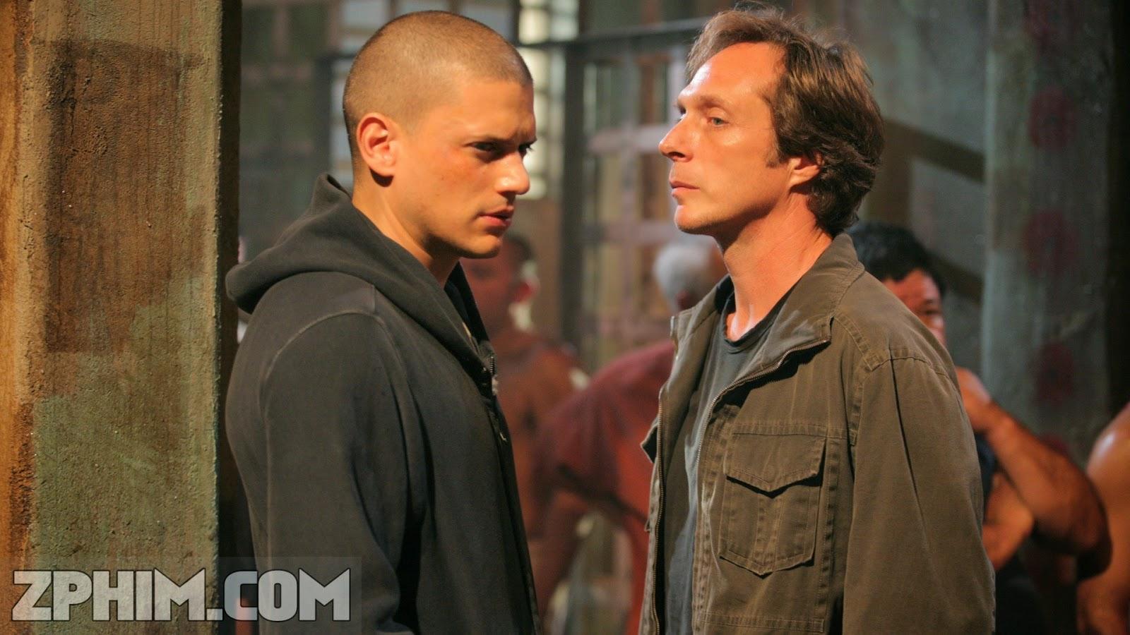 Ảnh trong phim Vượt Ngục 3 - Prison Break Season 3 3