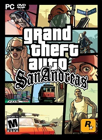 Grand Theft Auto San Andreas (PC/ENG) RiP Version