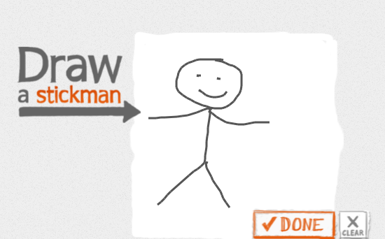 how to draw someone standing