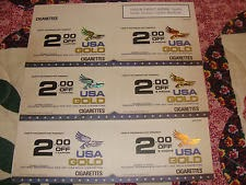Usa Gold Cigarette Coupons