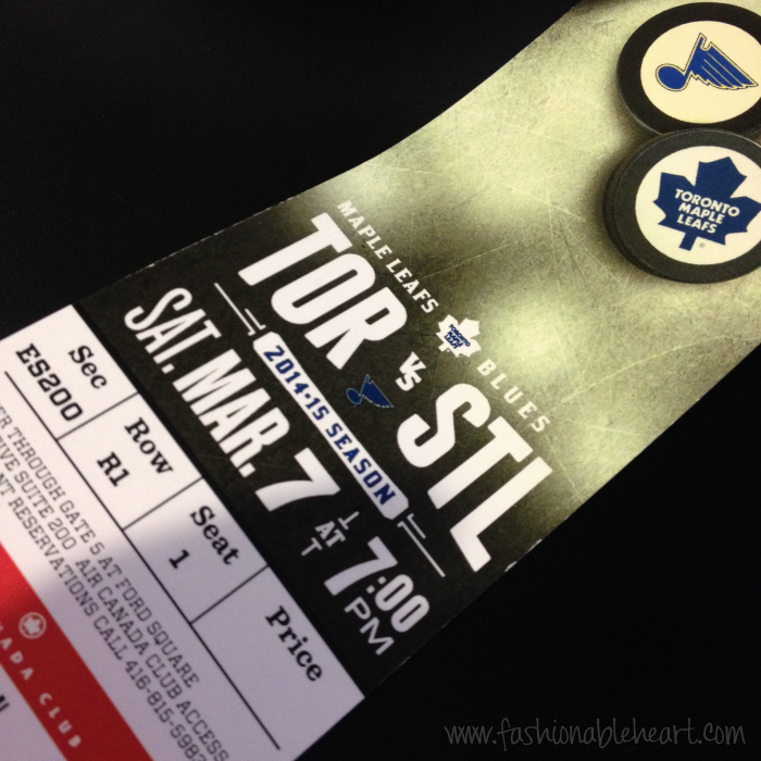 acc nhl leafs hockey suite game
