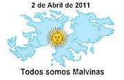 Las Malvinas, argentinas clama el viento y ruge el mar.